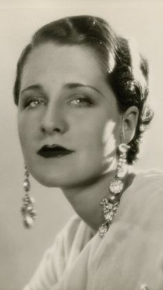 Norma Shearer - Photo by Ruth Harriet Louise - I love the film The Women with her in it