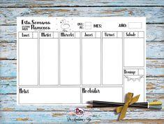 Planners, Free Prints, Beauty Supply, Floor Plans, Diagram, 1, Bullet Journal, Html, Tips