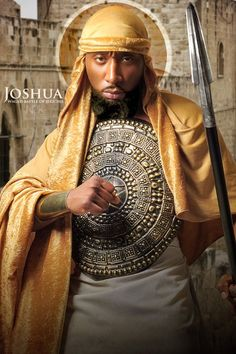 """JOSHUA ~ Noire Icons of the Bible by James C. Lewis, International Photographer ~ """"How might Biblical characters really look? African History, African Art, Black History, Art History, Blacks In The Bible, Bible Images, Black Jesus, African Royalty, Biblical Art"""