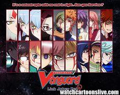 Cardfight Vanguard Link Joker Cardfight!! Vanguard Link Joker Episode 142 English Dubbed