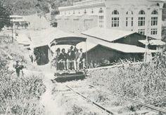 Lages -- Estações Ferroviárias do Estado do Rio de Janeiro