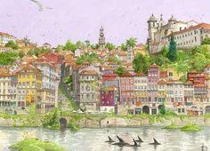 Prado, Portugal, Singular, Sketches, Anime, Painting, Image, Cultura Pop, Sketchbooks