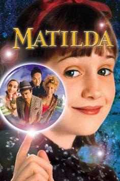 Matilda (1996) - Película en Inglés con subtitulos en inglés