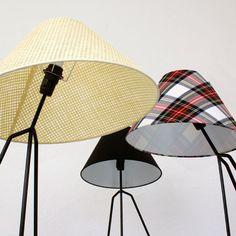 Lampa podłogowa Meon z abażurem od enPieza! - casa-bella - oświetlenie to nasza pasja