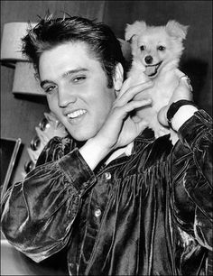 Elvis purchased Sweet Pea for his mom when the family still lived on Audubon Drive.