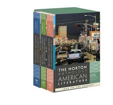 The Norton Anthology of American Literature / Edition 8