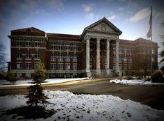 Michigan School for the Deaf - Flint, Michigan.