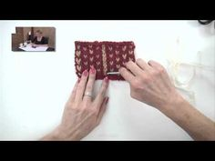 Fair Isle Crocheted Steeking Tutorial