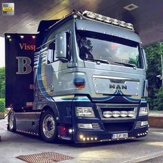MAN - Cabover