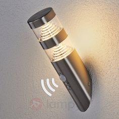 Zewn. lampa ścienna LED LANEA z czujnikiem ruchu 9988004