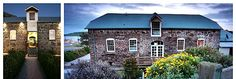 The Historic VDL guest house accommodation in Stanley Tasmania. Oh my god. I must stay here.