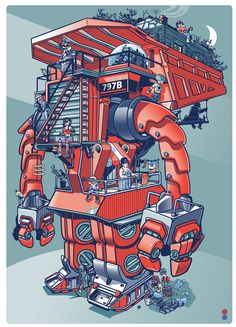 Illustration by David Sossella