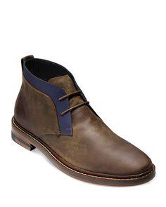 Cole Haan Cambridge Winter Chukka Boots