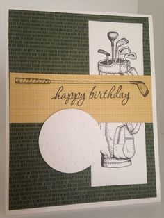 Handmade birthday card using fore from stampin up handmade by stampin up vintage matched with new fore stamp set with botanical builders dsp by creativeseconds bookmarktalkfo Gallery