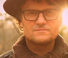 LINDBERG Celebrities - Poul Krebs. Danish singer.