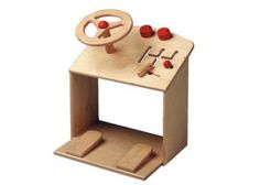 Wooden steering toy-Role play and motor skill development-Early childhood educational toys-Wooden pretend play resources-Steering toys with movable wheel