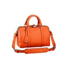 OOOK - Louis Vuitton - Parnassea Bags 2013 Fall-Winter - LOOK 5 |... ❤ liked on Polyvore featuring bags, handbags, louis vuitton, orange hand bag, louis vuitton bags, orange bag, orange purse and louis vuitton handbags