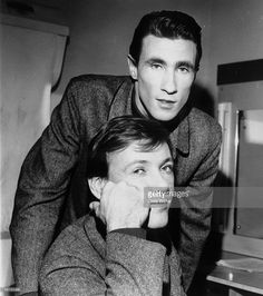 Righteous Brothers 1966 Bill Medley (top) and Bobby Hatfield