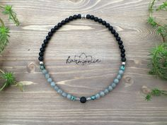 Armband 2 torens van labradoriet steen turkoois, onyx, vulkanische stenen, aromatherapie, diffuser essentiële oliën yoga