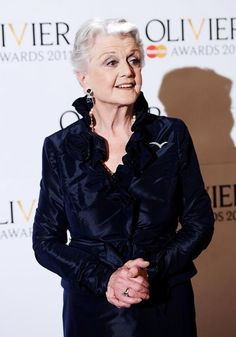 """Congratulations for Angela Lansbury, who won an Olivier at 89! Her """"Jessica Fletcher"""" is much loved in my family ❤"""