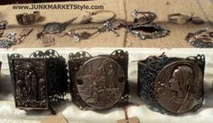 These leather cuffs are amazing!