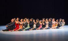 """…como el musguito en la piedra, ay si, si, si…"": Tanztheater Wuppertal Pina Bausch at BAM's 30th Next Wave Festival « NYC Dance Stuff"