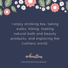 As a long-time follower of @iheartteas I can attest to her many interests (and talents!). She comes up with some cool home projects and shares great finds! I hope she sometimes gets to do these things alone.  . As part of a Mother's Day series, moms from the Insta-space are sharing what they like to do during the few precious moments they have to take a break. . #mothersday #momdeservesabreak #mothersdayseries #motherhoodunplugged #realmoms #momlife #celebratemom #motherhood #teatime…