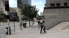 QUIK: Skateboarding on the Streets of Los Angeles (Clip)