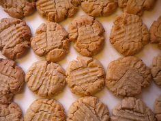 Peanut Butter Cookies (Galletas de Crema de Cacahuete) En Los Estados Unidos, la crema de cacahuete es algo que a todo el mundo le gusta. Bueno, casi. Es increíble, pero a mí no me gustaba durante toda mi infancia (aunque ahora me encanta!). Iba a las casas de mis amigos y las madres siempre nos …