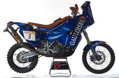 Ktm 950, Rallye Paris Dakar, Ktm Adventure, Rallye Raid, Motorcycle Workshop, Ktm Motorcycles, Horse, Iron, Bike