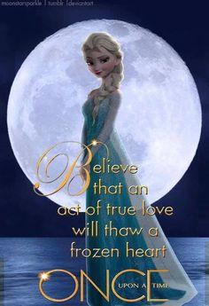 Disney Frozen Elsa vs Once Upon a Time