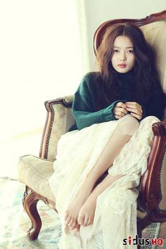 Kim Yoo Jung is gorgeous in new profile pictures by Sidus HQ | allkpop.com