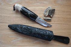 Kniv till en ripjägare? på Tradera.com - Knivar från Skandinavien |