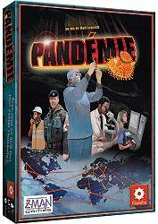 Pandémie. de Matt Leacock. http://www.trictrac.net/jeu-de-societe/pandemie/infos