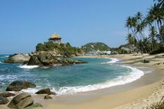 Tayrona, Colombia...All time favorite beach.