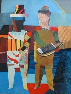 Max Papart Artwork | Renjeau Galleries