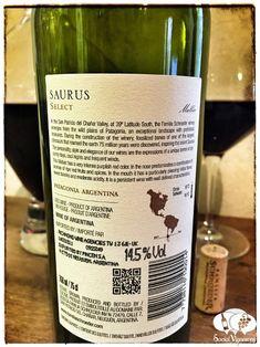 2013 Familia Schroeder Saurus Select Malbec, Patagonia, Argentina - Social Vignerons