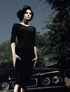 Jessica Stam by Willy Vanderperre for AnOther F/W 2012