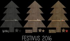 Sim Pearl's 2016 Festivus for All - From Staff & Designers