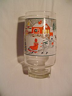 Sango Christmas Silent Night 12 oz. Tumbler. Click on the image for more information.