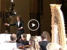 Classical music concert scares the crap out of lady (Video)