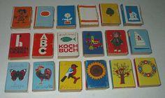 1960er Bodo Hennig Bücher by diepuppenstubensammlerin, via Flickr
