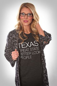 great state, better looking people #texas