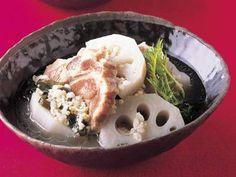 [れんこんと塩豚のスープ煮] 料理レシピ|みんなのきょうの料理