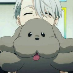 Let's take this time to appreciate how cute Viktor is.