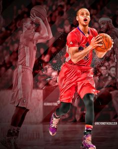 Stephen Curry 2014 NBA All Star Game