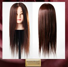 Tools & Accessories Competent Color Training Mannequin Head Female Hair Head Doll 22 Inches Mannequin Doll Head Hairdressing Training Heads Styling