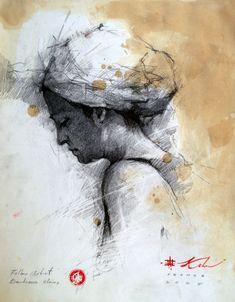 Andre Kohn – Sketches « Andre Kohn Fine Art