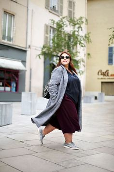 Plus-size fashion has never been so good. See eight of the outfits we're currently obsessing over.