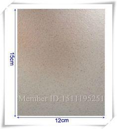 2 stuks/partij Magnetron Repareren Deel 150x120mm Mica Platen Sheets voor Galanz, Midea etc. Magnetron